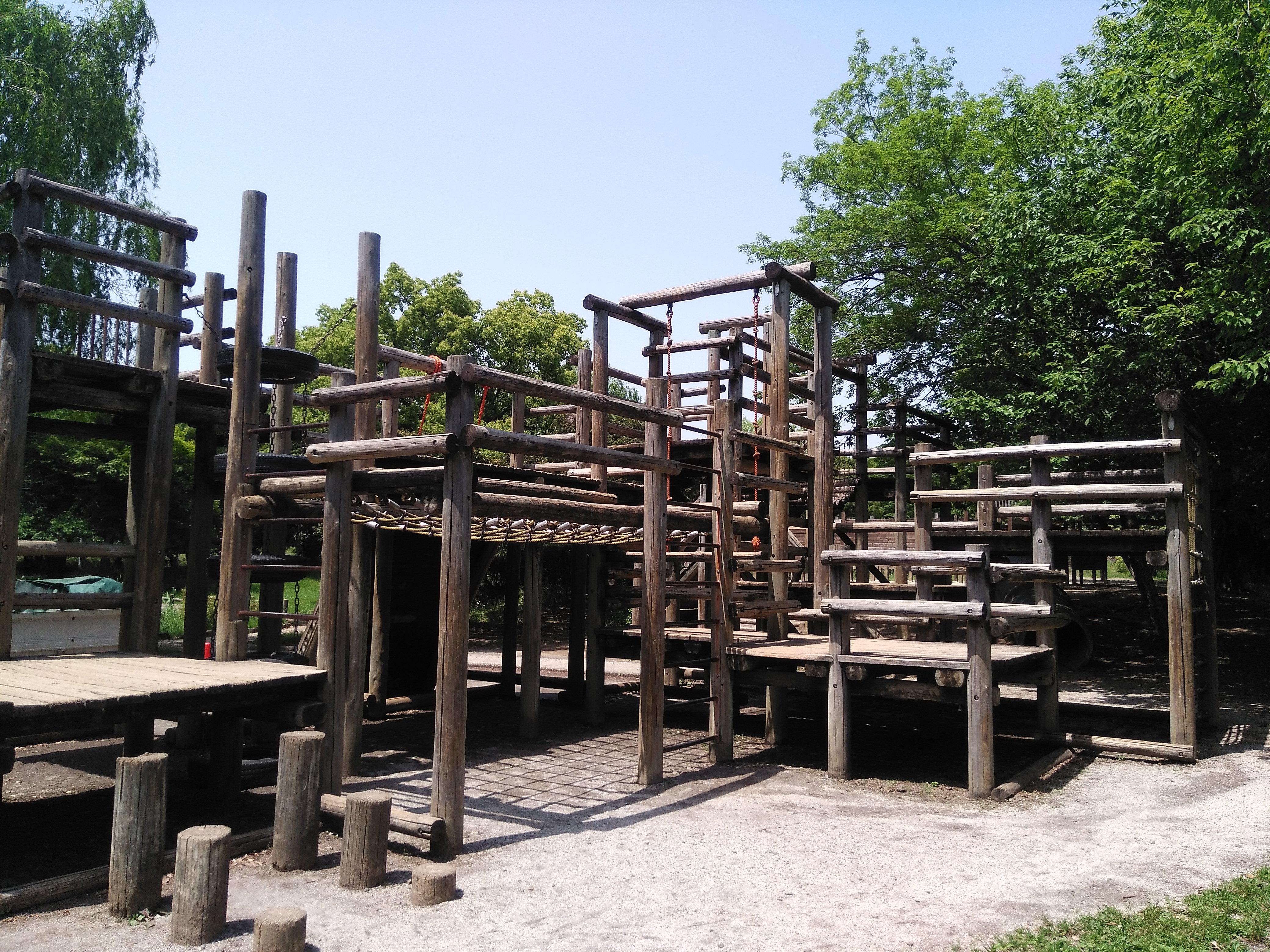 西城沼公園(埼玉県蓮田市)